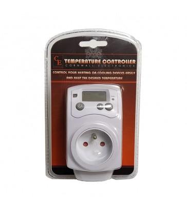 PRISE THERMOSTAT INVERSABLE + SONDE INTEGREE Cornwall Electronics