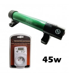PACK Thermostat + Barre 45W