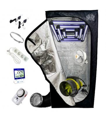 PACK 90x90 LED ATTIS 300W