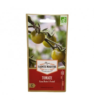 GRAINES BIO - TOMATES Green Doctor's Frosted