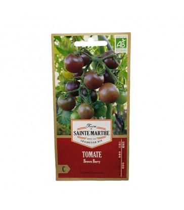 GRAINES BIO - TOMATES Brown Berry