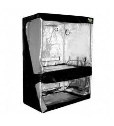 Dual Blackbox Silver 120x80x200cm