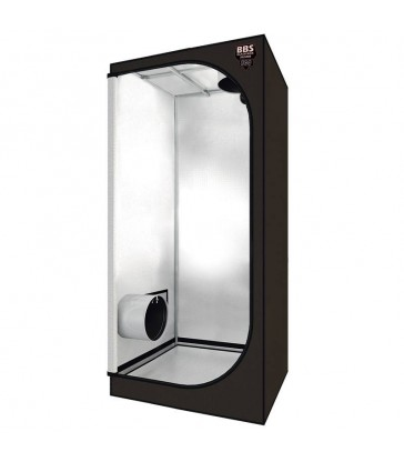 Blackbox Silver eco 60x60x140cm