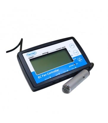 Can-Fan Controleur de ventilation LCD pour Extracteurs EC ou Satellite