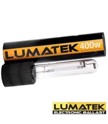 AMPOULE HPS LUMATEK 400W
