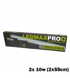 "LEDMAX Kit PROPAGATION ""M"" 2 x Tubes 10w 55cm"