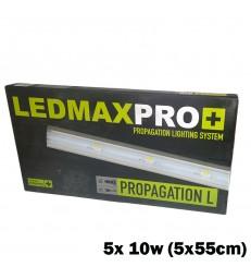 "LEDMAX Kit PROPAGATION ""L"" 5 x Tubes 10w 55cm"