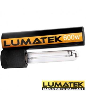 AMPOULE HPS LUMATEK 600W