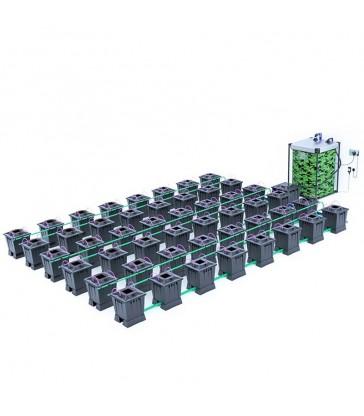 ALIEN AERO BLACK - 48 x 15L + réservoir 550L