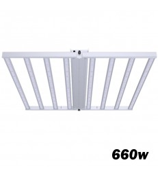 PANNEAU LED 660w AGROLIGHT 1700- Full Spectrum Osram LED 2,5 µmol/j