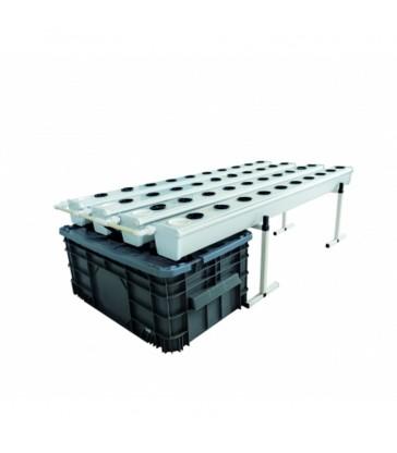 GROWSTREAM 40 (ex AEROFLO 40) Dim. 2,24mx1mx55cm 2,35m²