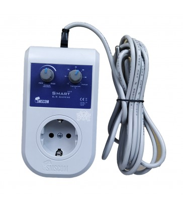 PRISE TEMPERATURE & MINIMUM SPEED CONTROLLER