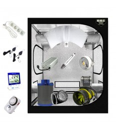 PACK COMPLET BBS 120x120 - ECLAIRAGE HPS 600w ELECTRONIQUE