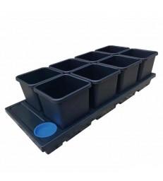 AUTOPOT Auto8 System + 8 Pots 15L