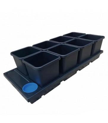 Auto8 System + 8 Pots 15L