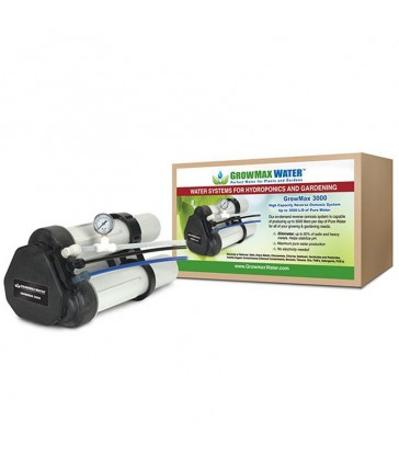 GROWMAX WATER SYSTEME OSMOSE INVERSE 125L/h