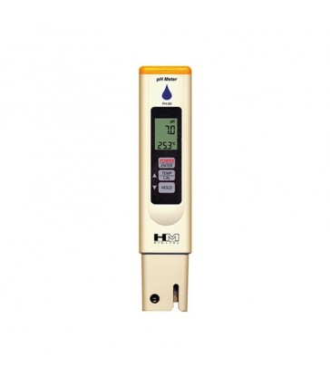 HM DIGITAL TESTEUR PH WATERPROOF PH-80