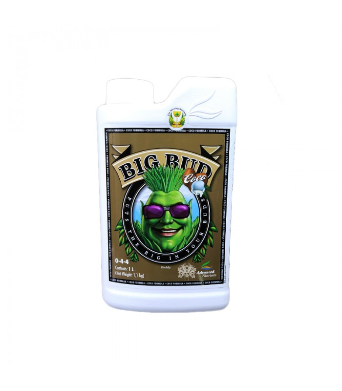 Big Bud COCO Liquid 1L ADVANCED NUTRIENTS