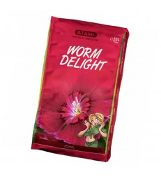 ATAMI LOMBRICOMPOST WORM DELIGHT 20L