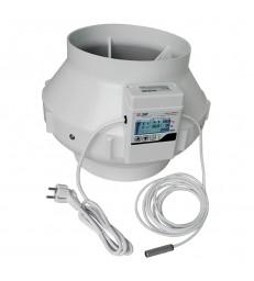 Extracteur EC GSE Ø 250mm 1450m³/h - Controleur LCD