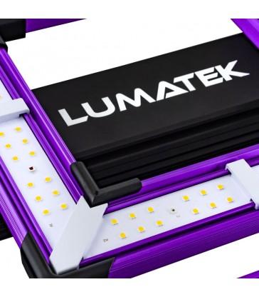 PANNEAU LED LUMATEK ATTIS 200W PRO ( 508 µmol/s  2.5 µmol/J )