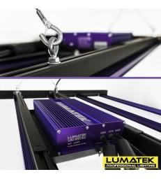 LUMATEK LED ZEUS PRO 600W 2,9 µmol/J - 1770 µmol/s