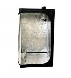 Blackbox Silver Premium 80x80x180cm