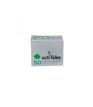 ACTITUBE FILTRES AU CHARBON ACTIF SLIM X50
