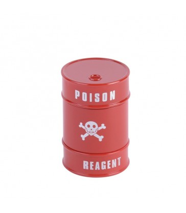 GRINDER BARIL ROUGE