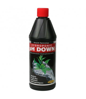 Growth technology ph down 1L