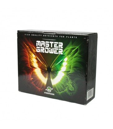 HYDROPASSION STARTER PACK MASTER GROWER