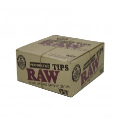 RAW WIDE TIPS -Boite de 50