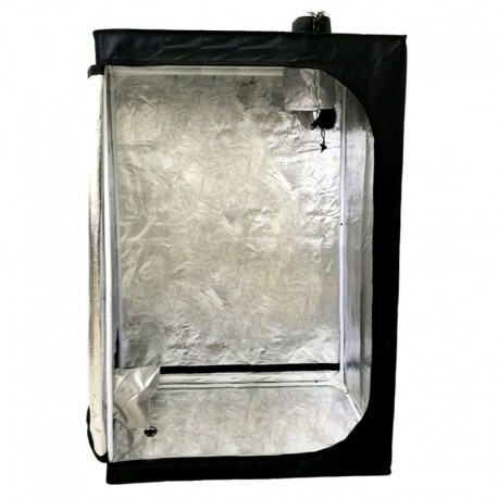 Blackbox Silver eco 120x120x180cm