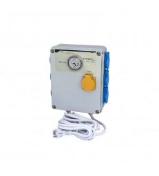 GSE TIMER BOX II 6X600W + CHAUFFAGE