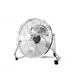 ADVANCED STAR FLOOR FAN METAL 45.50CM 100W