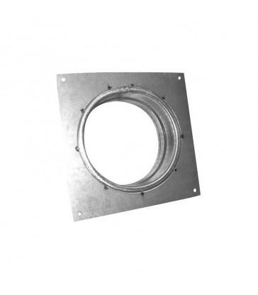 FLANGE METAL CARRE WINFLEX FMK 150 ZN