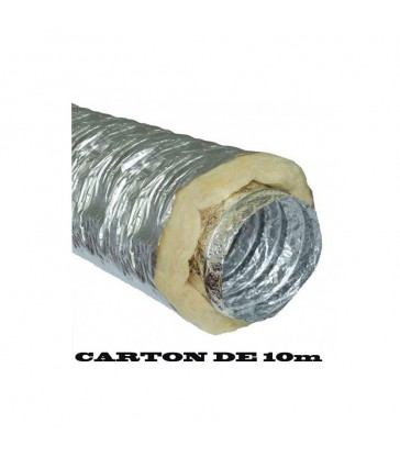 gaine sono 160mm x10m