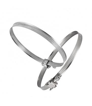 colliers de serrage 165mm max
